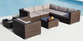 modern outdoor patio furniture. Modern Wicker Outdoor Patio Furniture Sofa Set 2018 / 2019 C