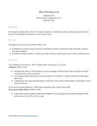 resume order education work experience inssite