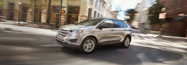 Gallery Of Available 2018 Ford Edge Exterior Color Choices