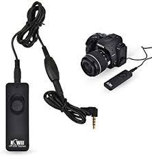 Kiwifotos <b>RR</b>-<b>100</b> Remote Shutter Release Cord for <b>Fuji Fujifilm</b> X ...