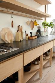 Kitchens With Open Shelving 17 Best Ideas About Open Shelf Kitchen On Pinterest Open