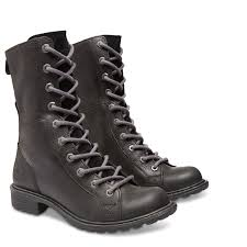 Timberland - Women's Stoddard Quilted Mid Lace Waterproof Boot ... & Timberland - Women's Stoddard Quilted Mid Lace Waterproof Boot Adamdwight.com