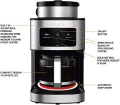 Here are a few picks of the best coffee makers money can buy. Review Of Krups Personal Cafe Grind Brew Coffee Maker Coffee Gear At Home