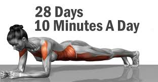the 30 day plank challenge that will