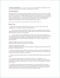 Resume Objective For Career Change Inspirational Sample Resume