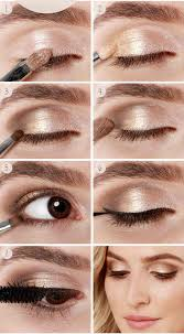 holiday shimmer eyes eyeshadow for brown eyes makeup tutorials guide