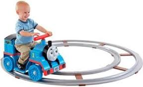 Power Wheels Thomas Train with Track The Best Toys For 2 Year Old Boys in 2019 | Fantastic Gift Reviews