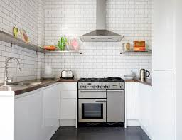 Flat Small Kitchen Design