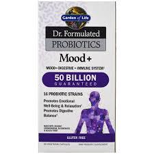 garden of life dr formulated probiotics mood 60 veggie caps ice discontinued item