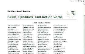 Resume Building Enchanting Beautiful Power Words For Resume Writing About Resume Building Tips