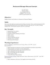 Cashier Resume Description Best Sample Fast Food Resume Zromtk