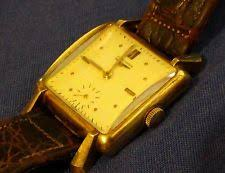 mens solid gold watch mens longines 14k solid gold 17 jewel swiss watch clean accurate near scrap