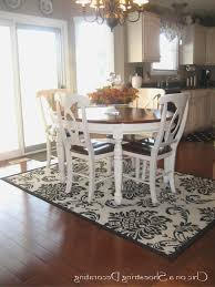 rug in kitchen under table. large size of dining table rug breakfast area rugs kitchen bar in under