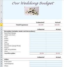 wedding budget template for excel wedding budget template excel budget wedding in 2019 pinterest