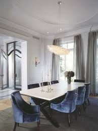 adorable blue dining room chairs houzz on cozynest home in plans 5