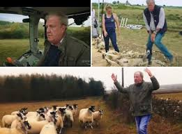 Follow jeremy clarkson as he embarks on his latest adventure, farming. Jeremy Clarkson S Farm Shows Tv Star On Diddly Squat Farm South West Farmer