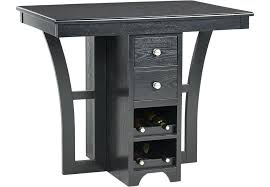 small bar height table black bar height dining table dining tables colors to small kitchen idea
