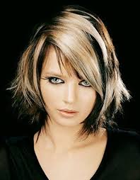 Modèle Coiffure Cheveux Courts Dégradés