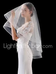 You can view, download, or print it here. One Tier Simple Vintage Wedding Veil Fingertip Veils With Solid 55 12 In 140cm Tulle Drop Veil 7366756 2021 12 99