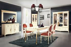 Casa Padrino Luxus Barock Esszimmer Set Creme Gold Orange Ausziehbarer Küchentisch Mit 6 Esszimmerstühlen Esszimmermöbel Im Barockstil