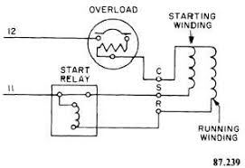 single phase hermetic motors Copeland Compressor Wiring Diagram schematic wiring diagram of a split phase motor circuit