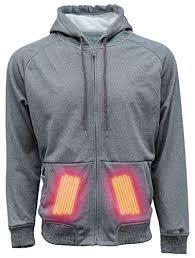 10 Best Heated Hoodies Sweatshirts Reviewed Of 2019