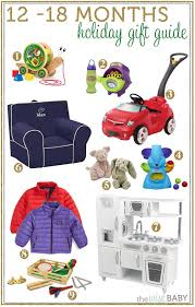 2014 Holiday Gift Guide: 12 - 18 months - products that real kids loved at
