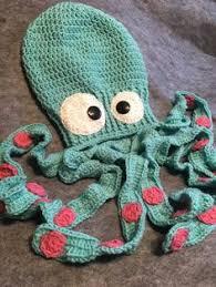 Crochet Octopus Hat Pattern Classy Ravelry Octopus Hat Pattern By Linda Wright Lindaloo Enterprises