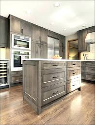 painted and stained kitchen cabinets painting stained kitchen cabinets wood cabinets best gray paint for cabinets