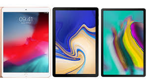 Ipad Air 2019 Vs Galaxy Tab S4 Vs Tab S5e Whats The