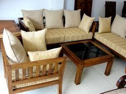 best wooden sofa set design bangalore