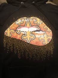 Joe Boxer Size Chart Saints Bling Hoodie Joe Boxer Brand