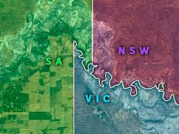 Follow special interactive graphics below to keep up to date with latest numbers, affected venues and latest state and territory border restrictions and closures. Sa Victoria Nsw Border Dogleg Leaves Locals In State Of Confusion Amid Coronavirus Restrictions Abc News