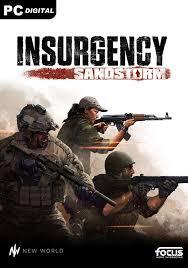 Insurgency Sandstorm Steam Cd Key For Pc Buy Now