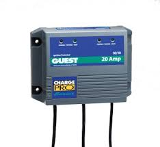 best onboard marine battery charger 2 bank options 2016 7 marinco guest 2620a charge pro 20 amp marine battery charger