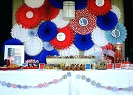 fourth of july outdoor decorations of party via ideas outdoor patriotic 4 decoration food 4th of fourth of july outdoor decorations