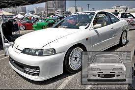 Different Types Of JDM Front Bumpers  Team Integra Forums  Team Backyard Special Bumper