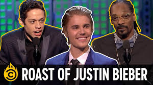 The Harshest Burns from the Roast of Justin Bieber - YouTube