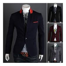 Top Suit Design 2019 S5q Mens Casual Top Design Sexy Slim Fit Blazers Coats Suit Jackets Aaacmi From Digicnus 30 86 Dhgate Com