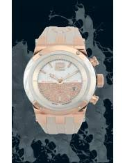 mulco ladies and mens watches luxury by fashion chronograph watch bluemarine glass in beige