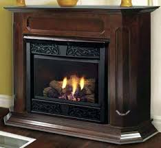 freestanding natural gas fireplaces freestanding natural