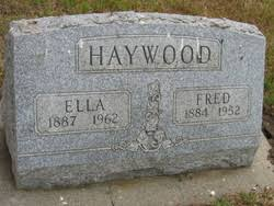 Fred Haywood (1884-1952) - Find A Grave Memorial