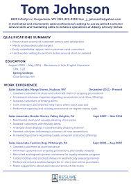 Template 6 Job Resume For School Students Edu Techation Resumes ...