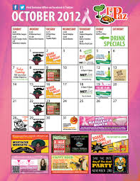 event calendar event calendar for la paz the creative stack