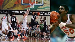 the maui invitational now the role model for early season college hoop tournaments began with an unbelievable upset of virginia