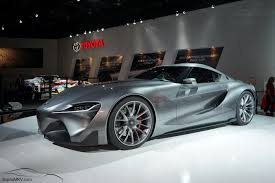 toyota new car release 2015Toyota FT1 Graphite Concept at the 2015 Detroit Auto Show