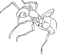Small Picture Ants Coloring Printables for Kids