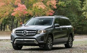 The confident presence of its exterior stems from its impressive dimensions, which are even larger than those of its predecessor (length +77 mm, width +22 mm). Mercedes Benz Gls Suv 2018 Review Specs Price Carshighlight Com