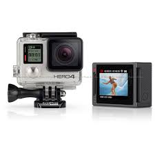 GoPro HERO4 Silver Adventure Edition Action Video Camera