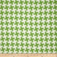 p kaufmann indoor outdoor houndstooth jacquard lime